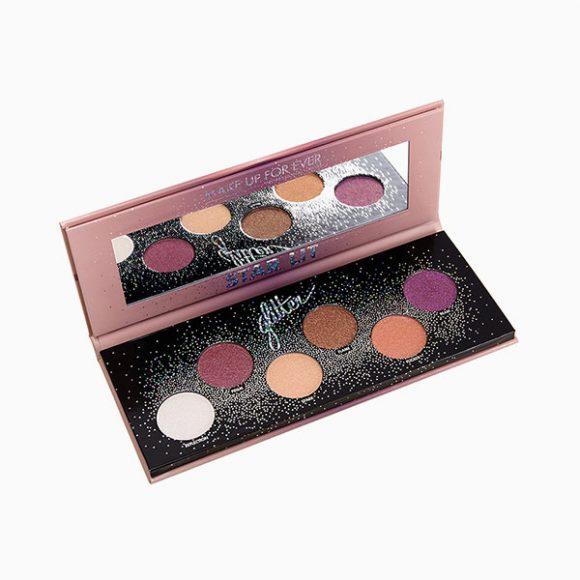 Make Up For Ever Trend Star Lit Glitter Palette