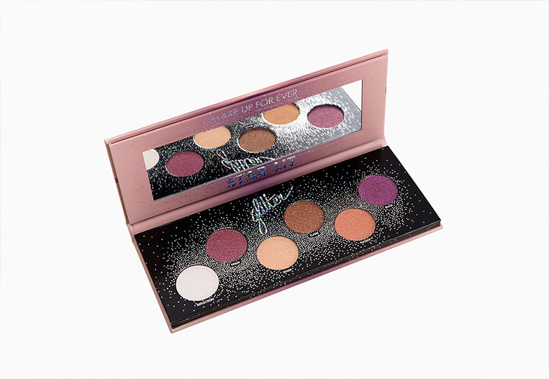 Make Up For Ever Trend Star Lit Glitter Palette