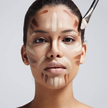 How To Make a Pimple Disappear With Makeup