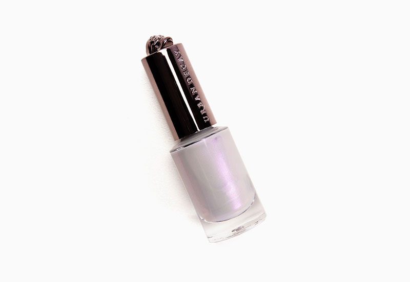 Urban Decay NAKED Nail Color With a Hint of Perl