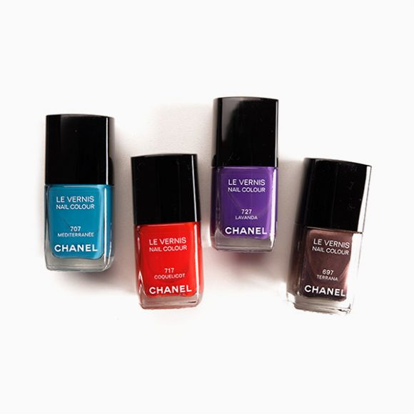 CHANEL Le Vernis Nail Color Collection