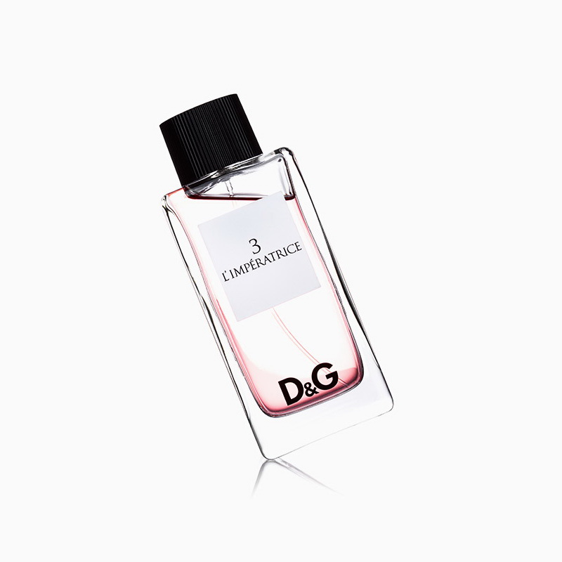 D&G 3 L'imperatrice. Confident. Successful
